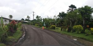 Image 2 Mara Road through Raralevu Village will be sealed this month