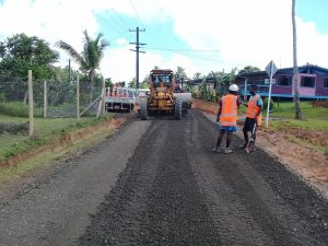 Image 1 - Mara Road Sealing
